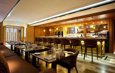 Hotel bar Divan Istanbul