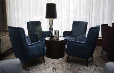 Hol hotelowy Hilton Birmingham Metropole