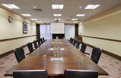 Sala de reuniones Hilton Birmingham Metropole