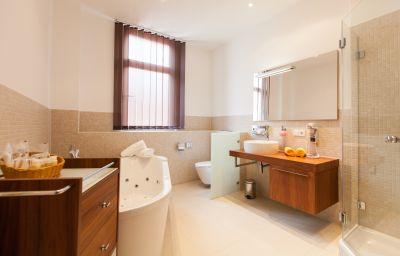 Salle de bains Parkhotel Wehrle