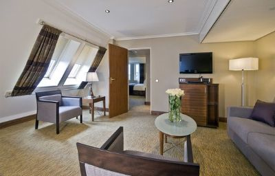 Suite Crowne Plaza AMSTERDAM CITY CENTRE Amsterdam (North Holland)
