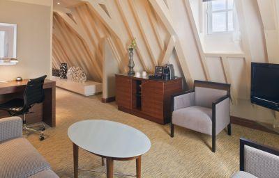 Suite Crowne Plaza AMSTERDAM CITY CENTRE