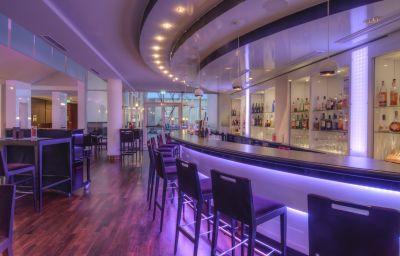 Bar del hotel Mercure Hotel Wiesbaden City