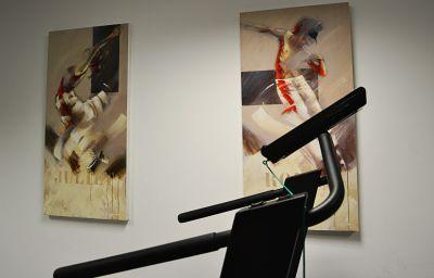 Wellness/Fitness Mercure Hotel Wiesbaden City