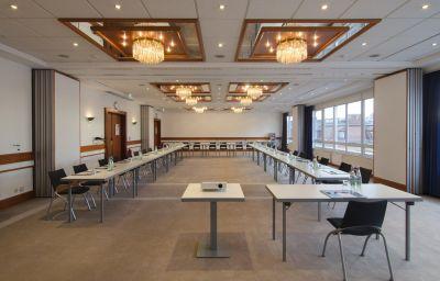 Sala de reuniones Mercure Hotel Wiesbaden City