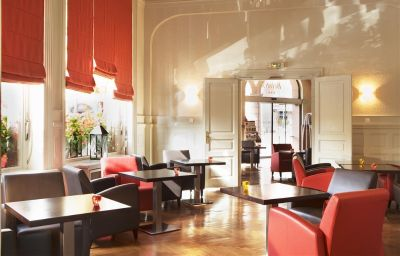 Bar del hotel Best Western Grand Hotel Bristol
