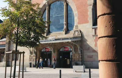 Entorno Best Western Grand Hotel Bristol