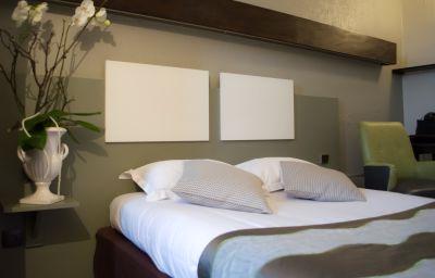 Double room (standard) Inter Hotel Le Bristol