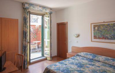 Chambre avec balcon Tirreno