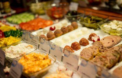 Bufet de desayuno National