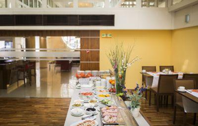 Breakfast buffet Enziana Vienna