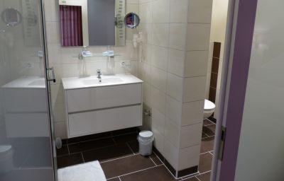 Chambre double (confort) Deutsches Haus