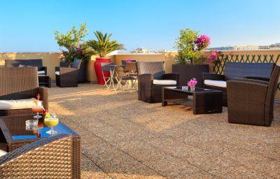 Terrasse Quality Hotel Mediterranee