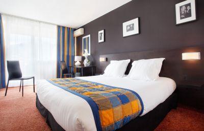 Chambre pour voyageurs d'affaires Quality Hotel Mediterranee