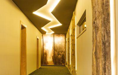 Interni hotel Parkhotel Frank