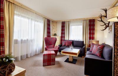 Chambre triple Das Koenig Ludwig Wellness & SPA Resort