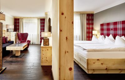 Chambre double (confort) Das Koenig Ludwig Wellness & SPA Resort