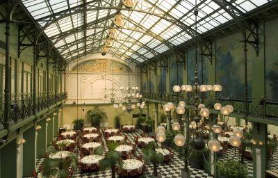 Restauracja NH Amsterdam Grand Hotel Krasnapolsky