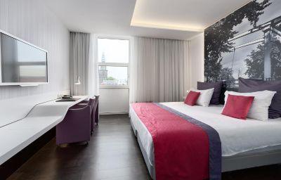 Pokój dwuosobowy (komfort) NH Amsterdam Grand Hotel Krasnapolsky