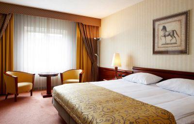 Pokój NH Amsterdam Grand Hotel Krasnapolsky