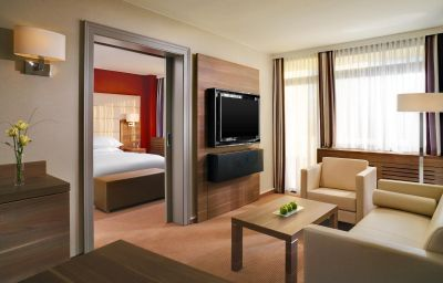 Junior Suite Sheraton Frankfurt Congress Hotel Frankfurt am Main (Hessen)