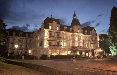 Exterior view Panacée Grand Hotel Römerbad