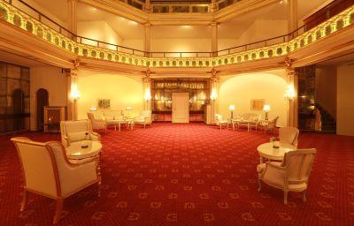 Interior view Panacée Grand Hotel Römerbad