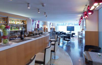 Bar del hotel Windsor