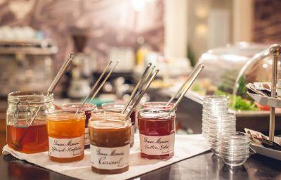 Frühstücks-Buffet Casa Colonia Nichtraucherhotel