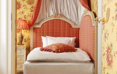 Chambre individuelle (confort) Goldener Anker Bayreuth