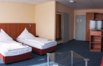Family room Center Hotel Main Franken Bamberg (Bayern)