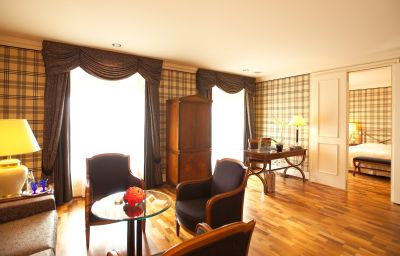 Suite Victoria-Jungfrau Grand Hotel & Spa