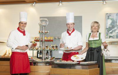 Restaurant 1 Schweizerhof Sport-Beautyhotel