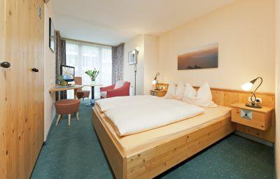 Chambre individuelle (standard) Schweizerhof Sport-Beautyhotel