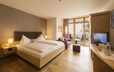 Chambre double (standard) Schweizerhof Sport-Beautyhotel