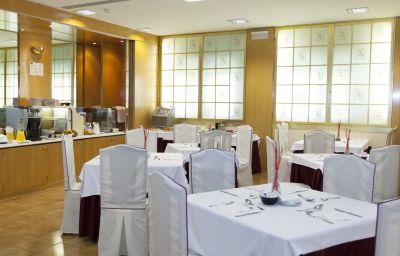 Frühstücksraum Zaragoza Royal