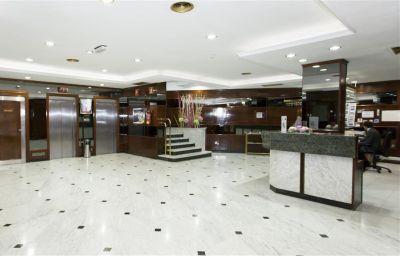 Hotelhalle Zaragoza Royal