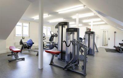 Fitness Best Western Plus Hotel Bahnhof