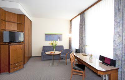 Habitación doble (confort) Glärnischhof