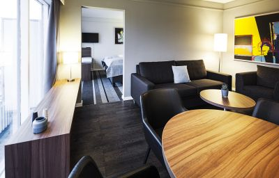 Junior suite First Atlantic Aarhus (Central Denmark Region)