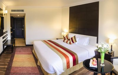 Chambre pour voyageurs d'affaires Hotel de l'Annapurna