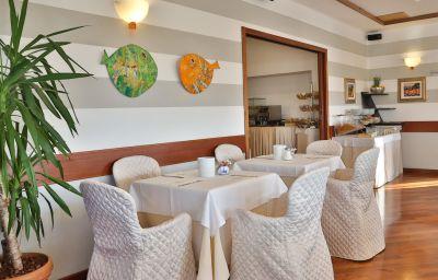 Sala colazione Laurin