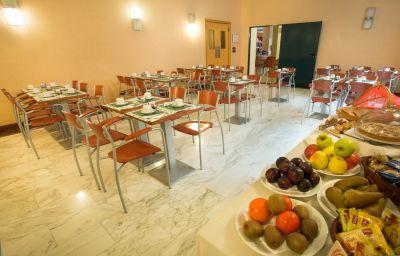 Sala colazione Alexandra