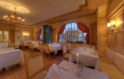 Interior del hotel Schloßhotel Grünwald