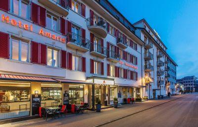 Exterior view Amaris Hotel-Garni ****