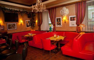 Hotel bar Hotel Wilder Mann