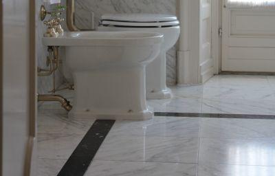 Cuarto de baño Palace Grand Hotel Varese