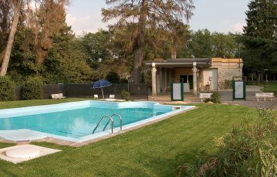 Piscina Palace Grand Hotel Varese