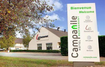 Außenansicht Campanile - Bourges St Doulchard