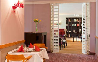Sala de desayuno Wetterstein